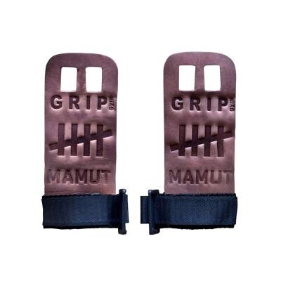 Grip Couro 2 Dedos Mamut