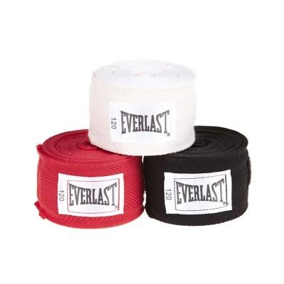 Kit Bandagem Everlast 3 metros - Kit com 3 unidades