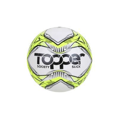 Bola de Futebol Society Slick 2020 - Topper
