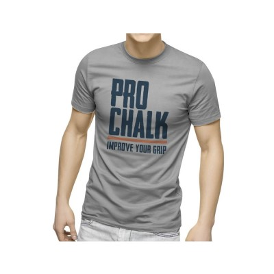 Camiseta Masculina Improve Your Grip - Pro Chalk