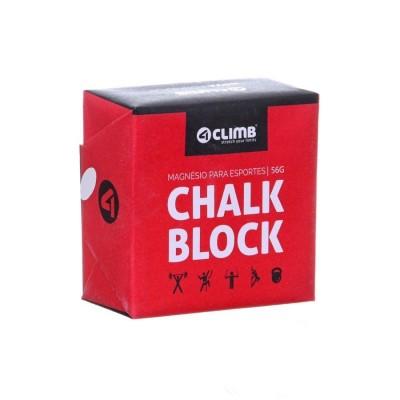 Magnésio Chalk Block 56g - 4Climb