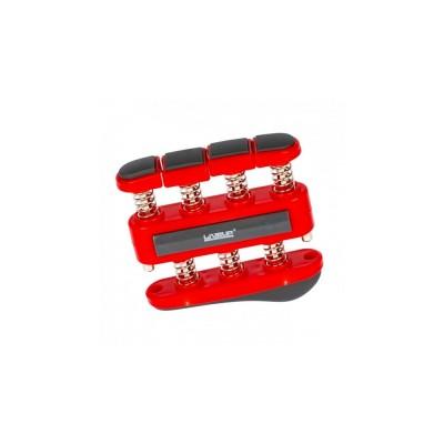 Exercitador para Dedos 2 - Médio - 5lbs / 2,27kg - Vermelho - Liveup Sports
