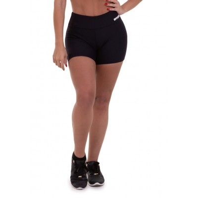 Short Upperjust Black Basic