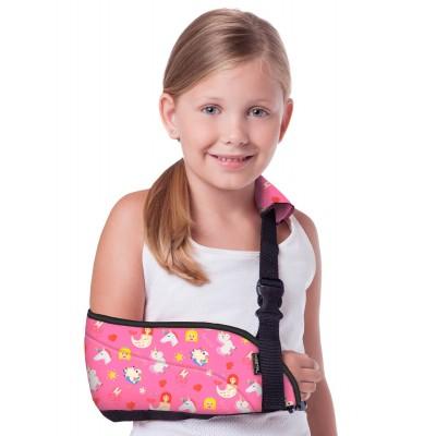 Tipoia Ortopédica Infantil Bilateral - Kestal