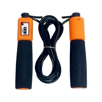 Corda de Pular com Contador Analógico - Liveup Sports