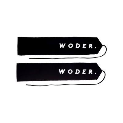 Munhequeira Wrist Wrap Tecido - Woder