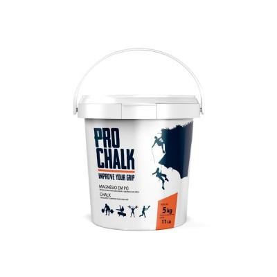 Magnésio em pó Pro Chalk - Balde 5kg