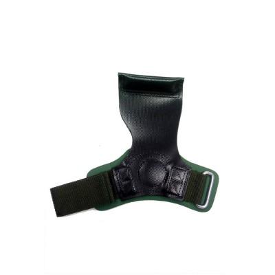 Hand Grip Power Skyhill Couro - Ed. Limitada (c/ Verde Militar)