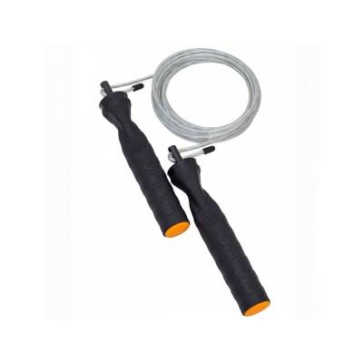 Corda de Pular de Aço com Rolamento - Vollo Sports