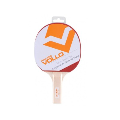 Raquete de Tênis de Mesa Vollo Force 1000